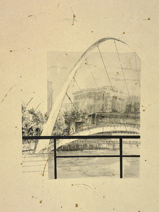 gateshead millenium bridge- laoty heat