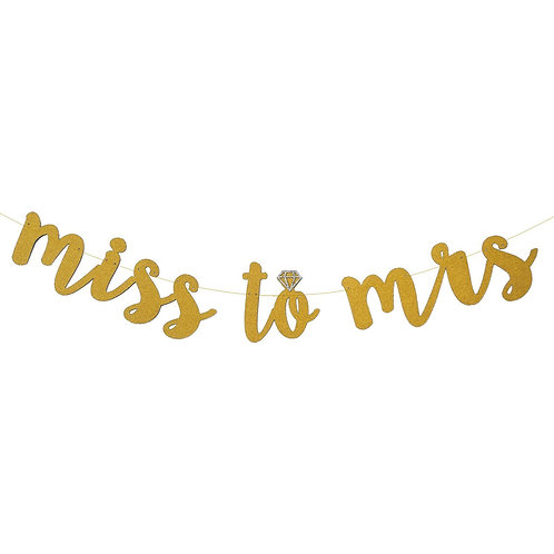 Банер Miss to Mrs