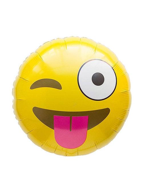 Фолиев балон Емотикон 😜