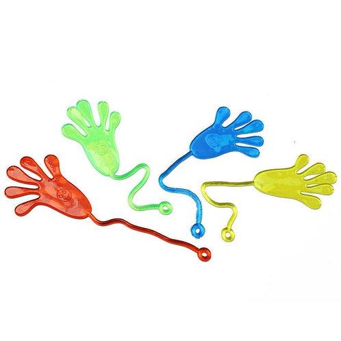 Лепкави ръце