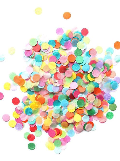 Многоцветни конфети 15 гр.