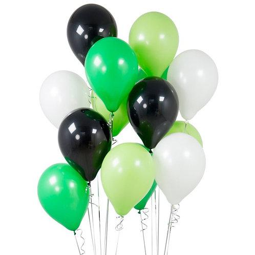 Латексови балони - 10бр микс
