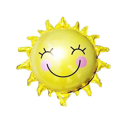 Фолиев балон Слънце