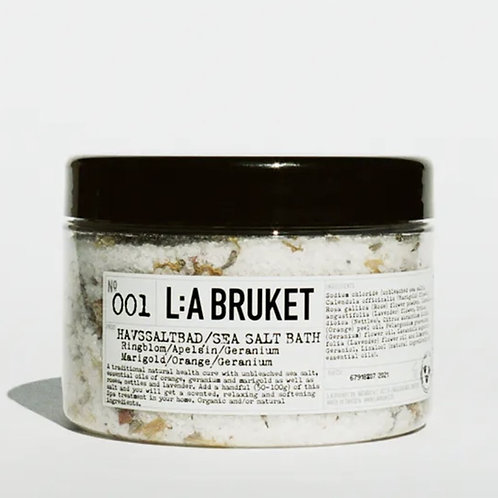Sea Salt Bath - L:A Bruket
