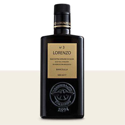 Flacon huile d'olive