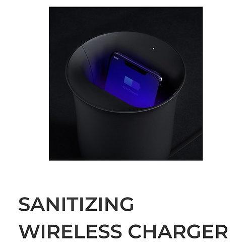 Vase chargeur téléphone antibacterien