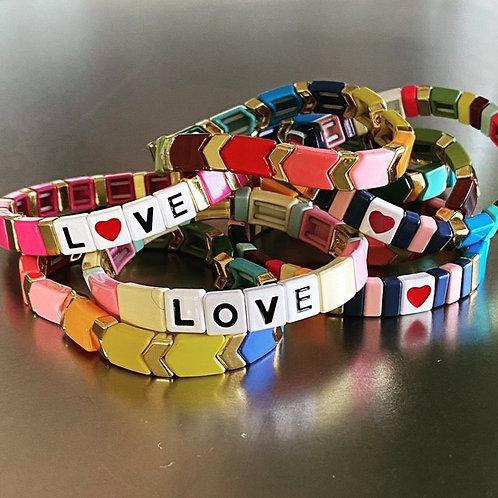 """Bracelets """"Candy"""""""