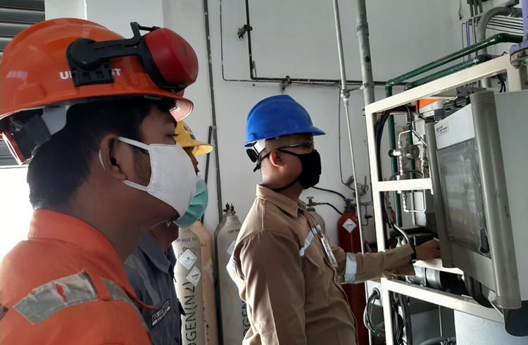 Site Visit Unit @ Indonesia Power Grati