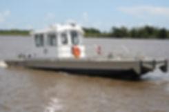 broussard brothers louisiana deck boat