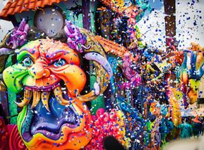 The Bogota Post features Carnaval