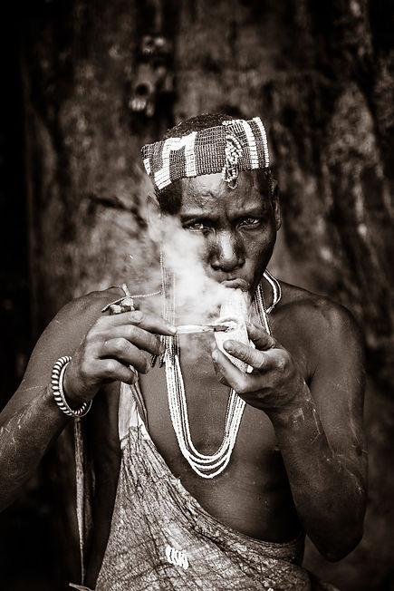 Hadzabe Smoker