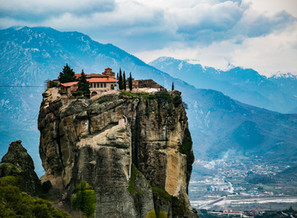 Monasteries in the Sky