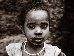Hadzabe Girl at Center for Photographic Art