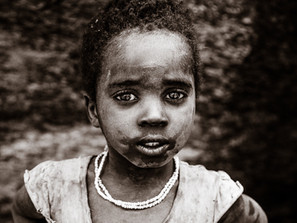Hadzabe Girl selected for Center for Photographic Art