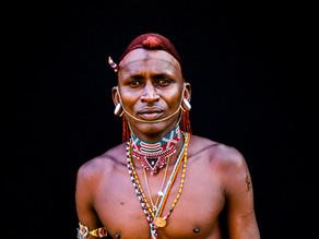 The Samburu go to London