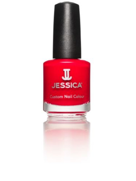 Jessica Custom Colours - Royal Red