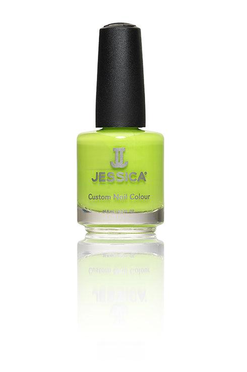 Jessica Custom Nail Colour Green CNC-1143