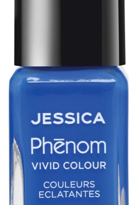 Jessica Phēnom - Fountain Blue