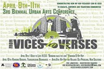 CITY PAGES: From Vices to Verses