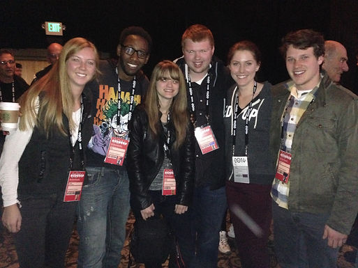 The CW: TCF class gives students the opportunity to network