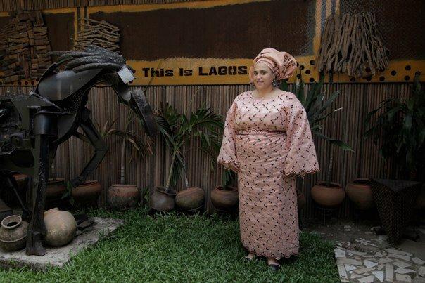 Raimist in Lagos, Nigeria
