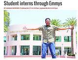 The CW: Student Interns Through The Emmys