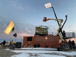 Set of Roswell New Mexico Season 3