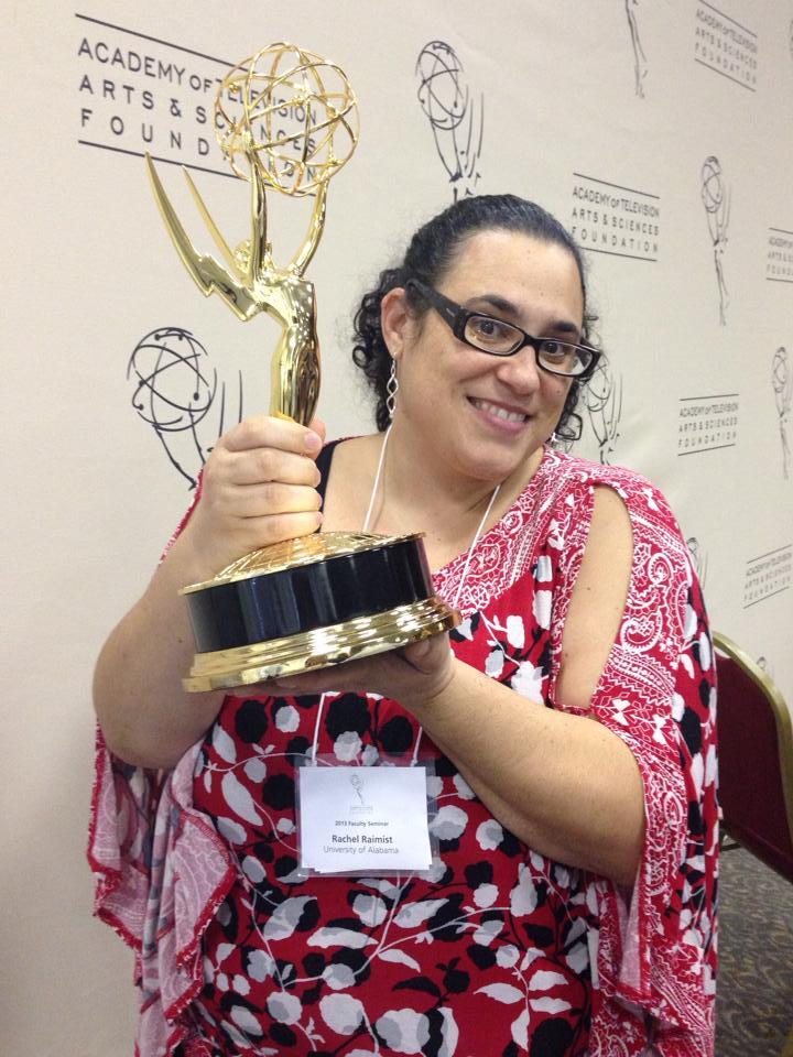 Emmy Faculty Fellow Rachel Raimist