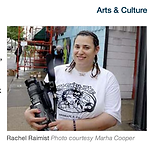 MPR: Rachel Raimist talks about Hip Hop