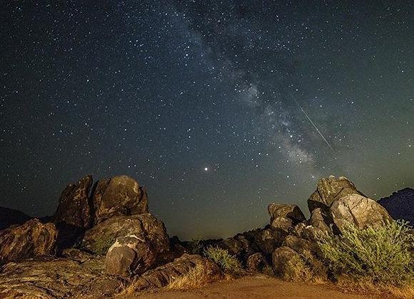 Milkyway, Meteor and Mars