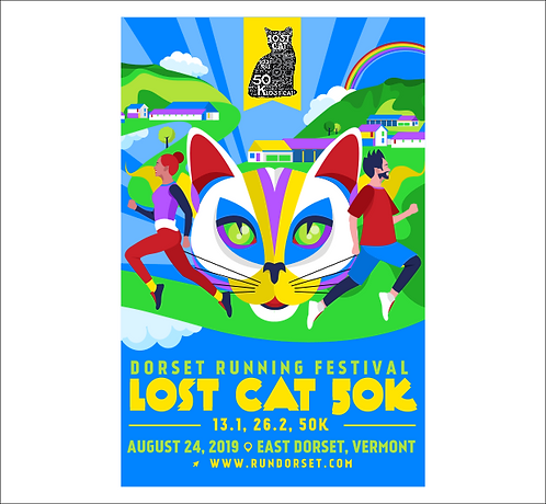 Lost Cat 2019 Poster