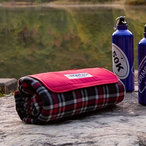 Nor'east Roll-up Waterproof Picnic Blanket