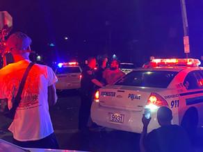 Violent night in Rochester including 2 people shot, 1 stabbed, memorial turned violent