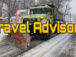 Monroe County issued a Travel Advisory