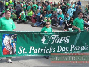 Rochester Saint Patrick's Day Parade has been suspended