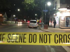 Person shot onNorthClinton Avenue
