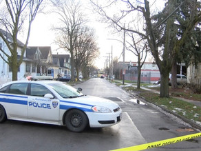 Rochester Police officer shot and wounded