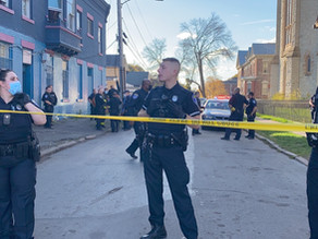RPD officer injured on North  Clinton Avenue during incident