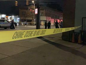 Male brutally beaten on Clifford Avenue and N. Goodman St.