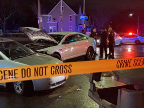 One suspect is in custody after the crash of a stolen car in Rochester on Thursday night