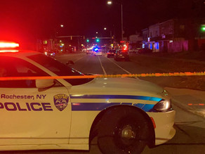 One dead in shooting on Dewey Avenue and Magee Avenue also marks 11th homicide of 2021 in Rochester