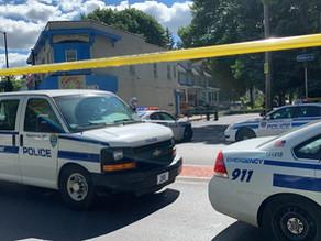 Fatal shooting on Mohawk Street