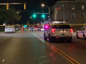 Two people shot on Genesee Street in Rochester