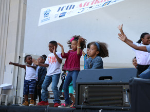 The 10th annual African-American Festival