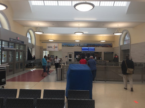 New train station in Rochester ,NY,