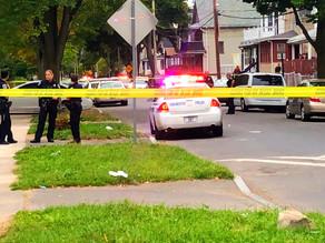 2 People shot on Wilkins Street