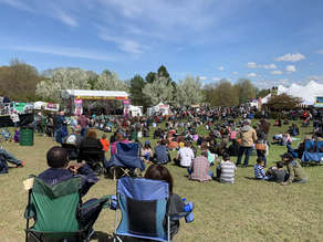 Welcome back Lilac Festival In Rochester New York