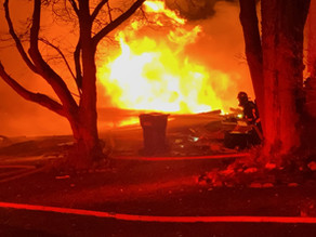 Massive house explosion in Gates, NY on Noel Drive