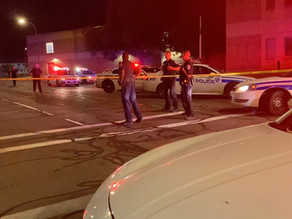 6 people shot after a large party on North Clinton Avenue near Kelly Street