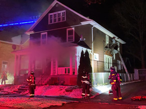 House Fire destroys Rochester Home